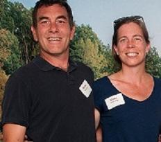 Brian and Kate Breheny