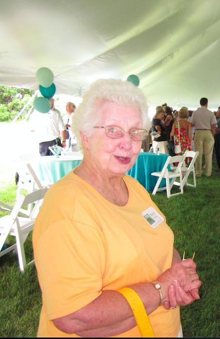 Mabel Walker at TILT's Summer Gathering