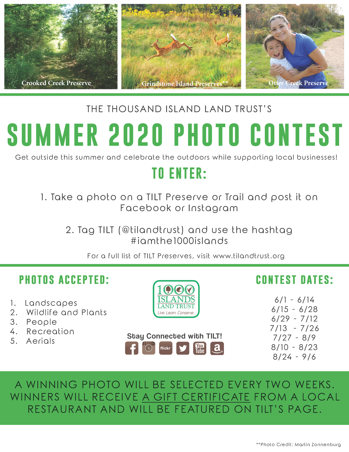 Summer 2020 Photo Contest