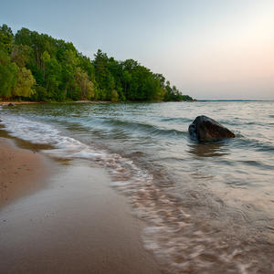 Potters Beach Preserve by Chris Murray Photography