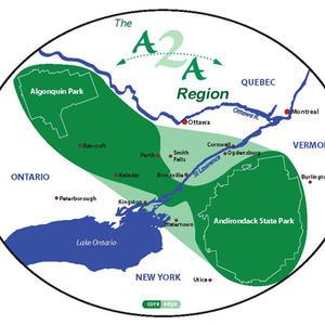 Algonquin to Adirondack Region