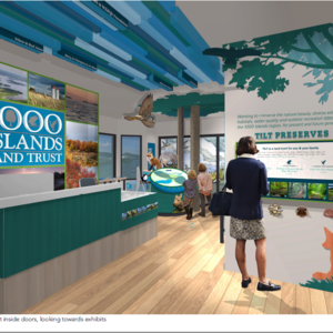 Discovery Center Concept Design by Amaze Design