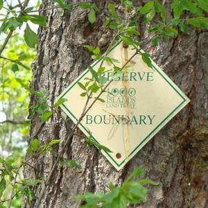 Preserve Boundary Sign